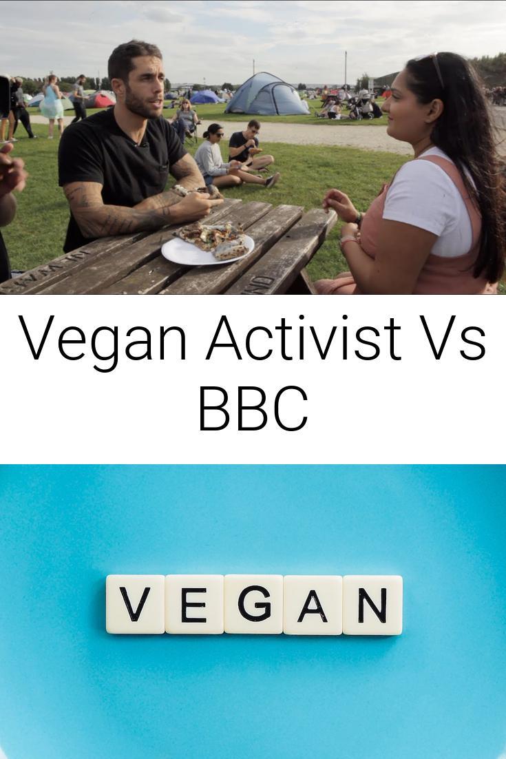 Vegan Activist Vs BBC