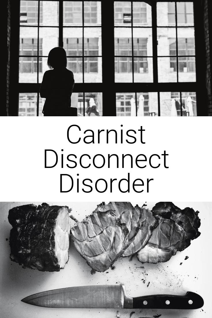 Carnist Disconnect Disorder