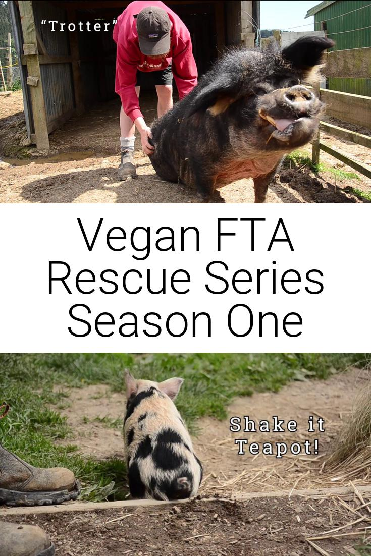 Vegan FTA Rescue Series Season One
