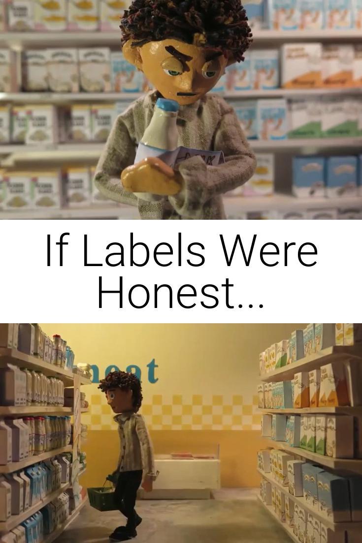 If Labels Were Honest...
