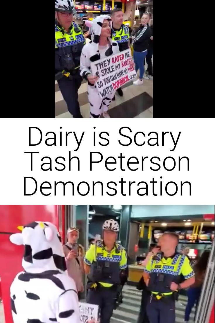 Dairy is Scary   Tash Peterson Demonstration