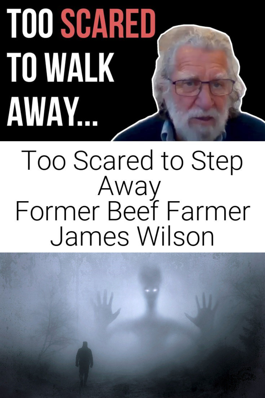 Too Scared to Step Away | Former Beef Farmer James Wilson