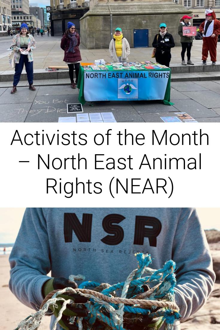 Activists of the Month – North East Animal Rights (NEAR)