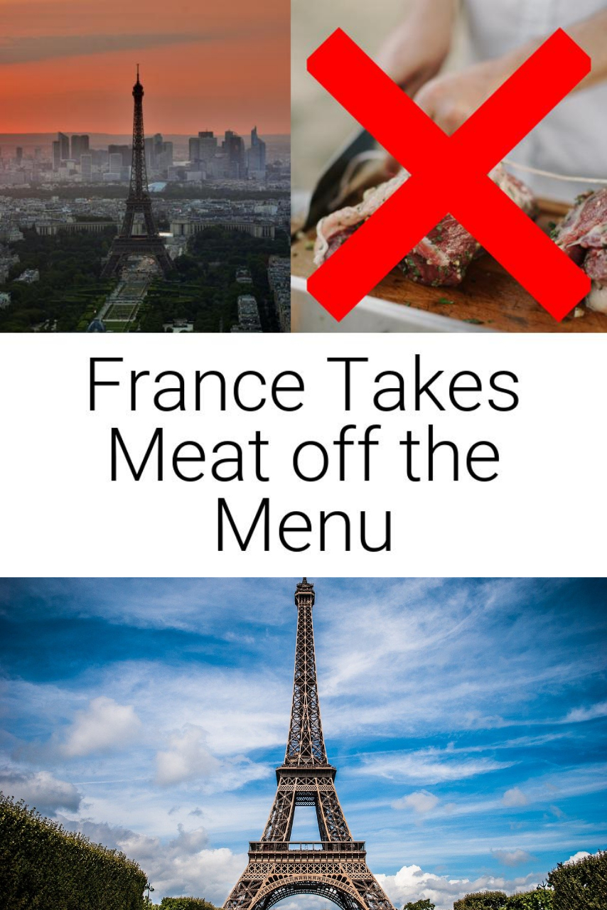 France Takes Meat off the Menu