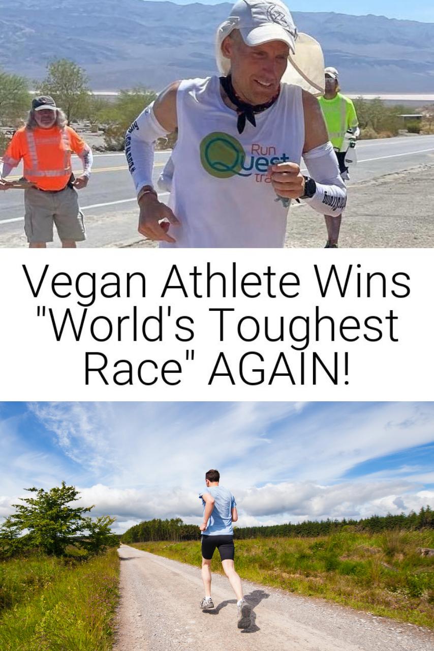 Vegan Athlete Wins \